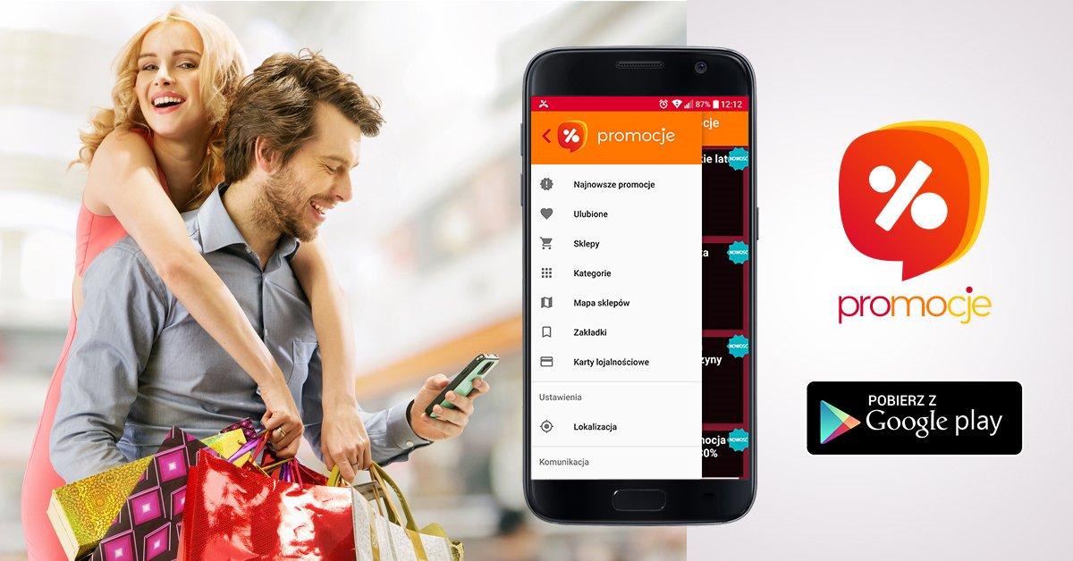 Aplikacja Mobilna Promocje